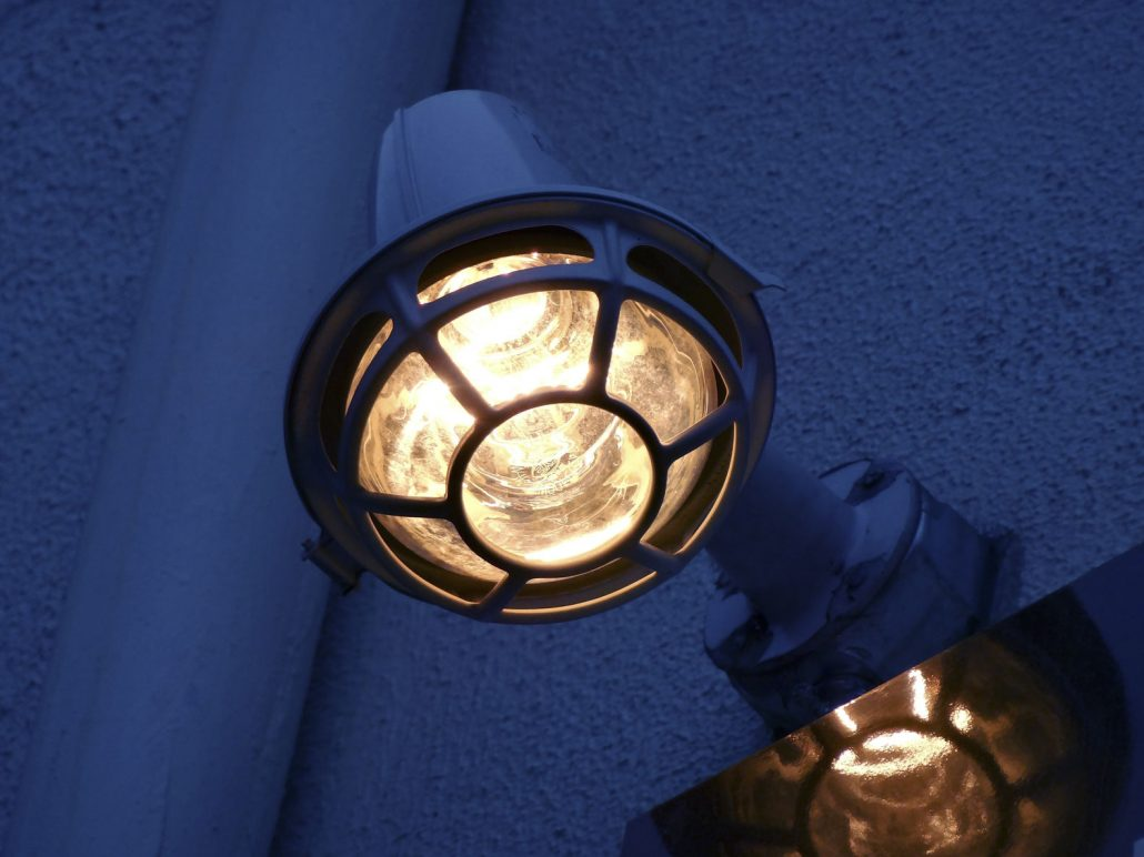 44438074 - waterproof of outdoor lights